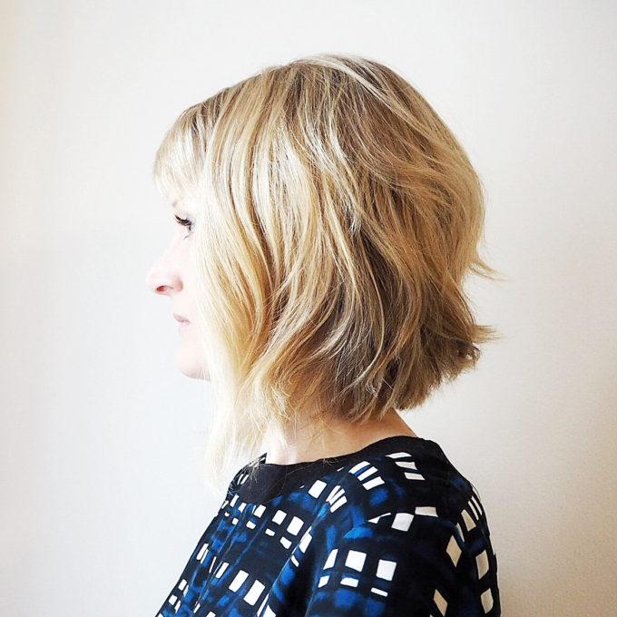 Middle Length Long Layers On Medium Length Hair 107